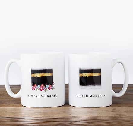 Umrah Mubarak Mug Set - MG 41