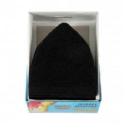 Kids Prayer Hat Mercan - Black