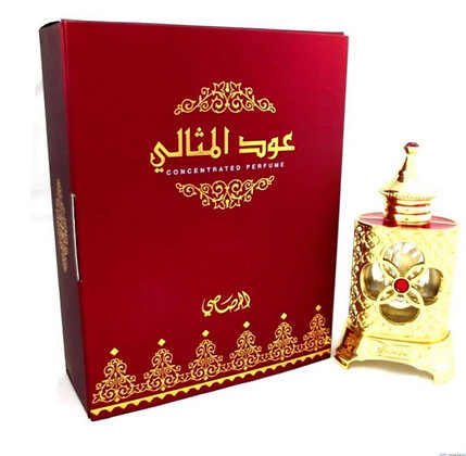 Oudh Al Methali, Concentrated Perfume Oil - 15 ML