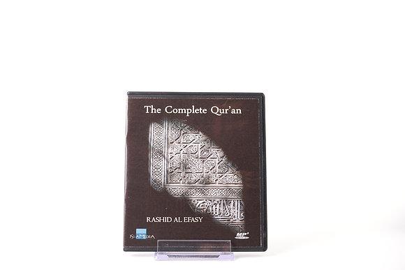 The Complete Quran By Sheikh Rashid Al Afasy (MP3)