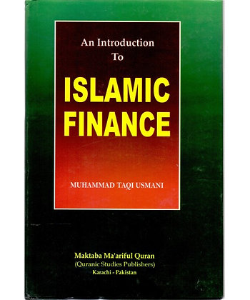 An Introduction To Islamic Finance