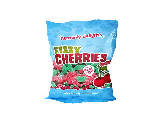 Fizzy Cherries (80g Bag)