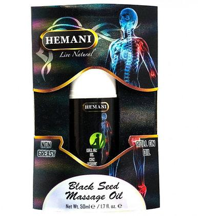 Black Seed Roll On Massage Oil 50ml