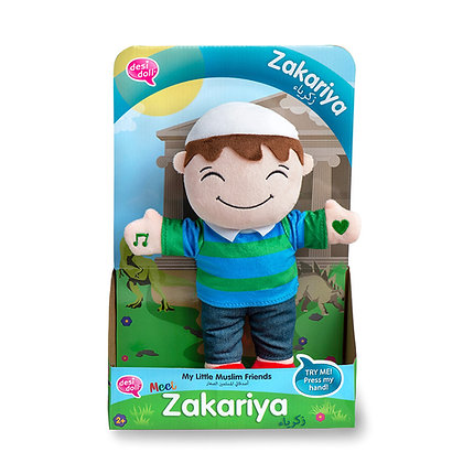 Zakariya – My Little Muslim Friends