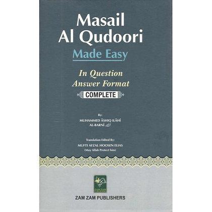 Masail Al Qudori Made Easy