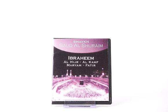 Special Surahs By Sheikh Shuraim