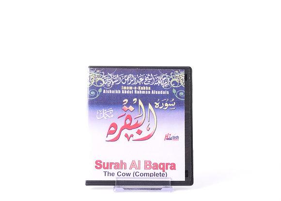 Surah Baqarah By Sheikh Sudais