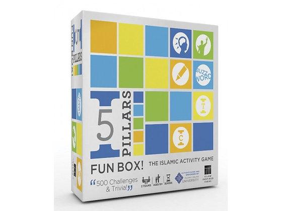 5Pillars Fun Box Islamic Activity Game (Medium)