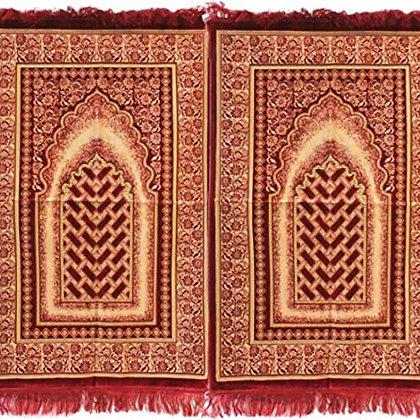 Large Double Prayer Mat Rug