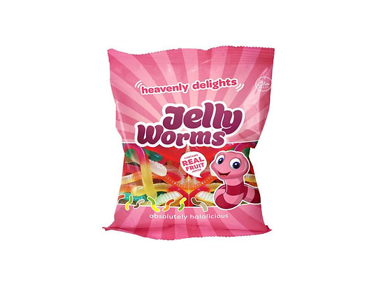 Jelly Worms (80g Bag)