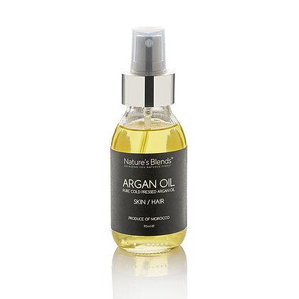 Pure Cold Pressed Argan Oil (90ml)