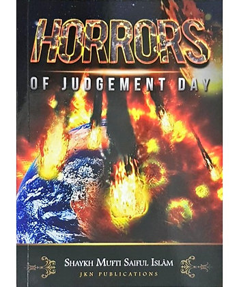 Horrors of Judgement Day