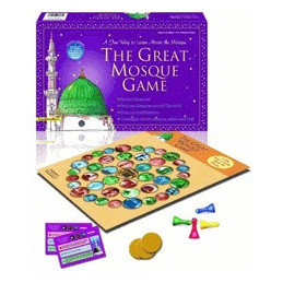 The Great Mosque Board Game