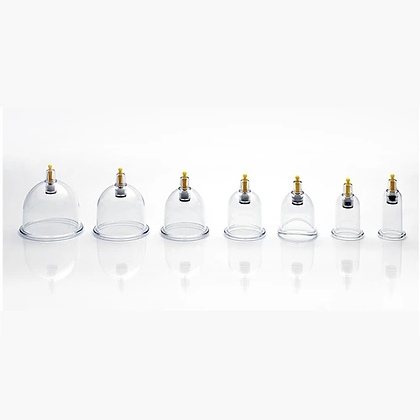Cupping Cups - Mixed Sizes from B1 to B6