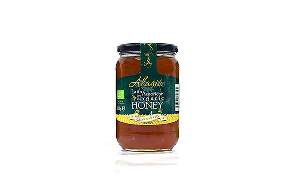 Alasia Organic Jar 900g