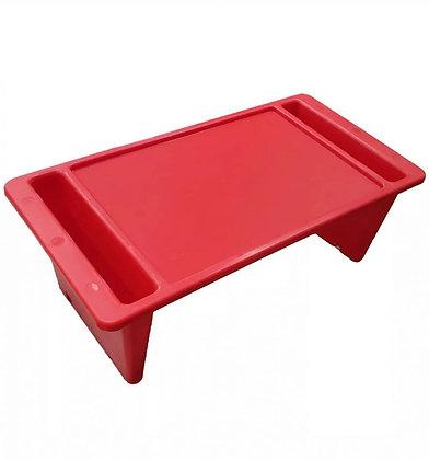 Plastick Madresa (Study) Desk - Red
