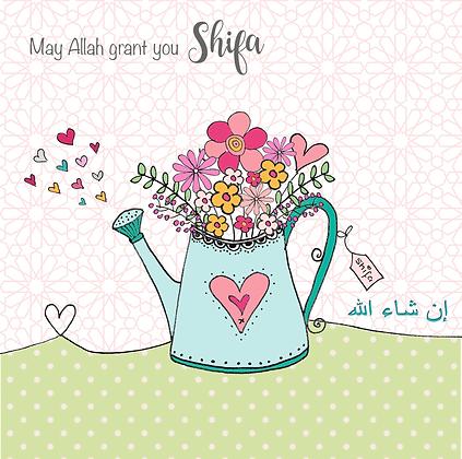 May Allah grant you Shifa BB 11