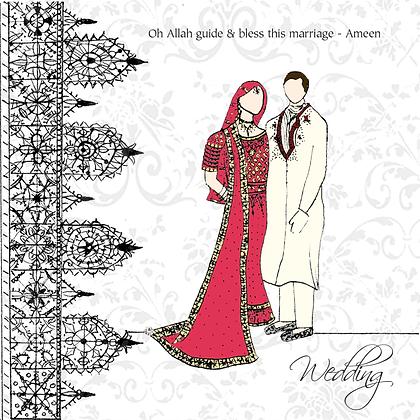 Wedding - Bride and Groom CD 10