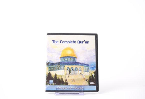 The Complete Quran By Sheikh Salah Al Budair (MP3)
