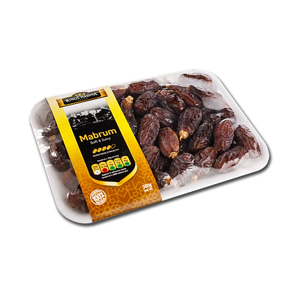Kings Madinah Dates ( Mabrum ) 9000g