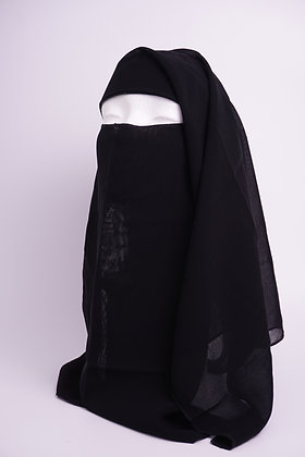 Niqab ( 6 ) Embroidered