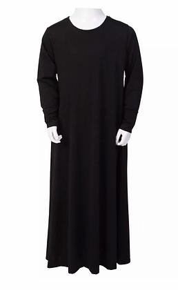 Girls Plain Abaya
