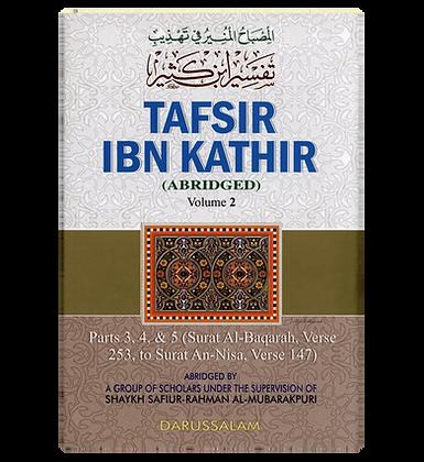 TAFSIR IBN KATHIR FULL SET (10 VOLS)