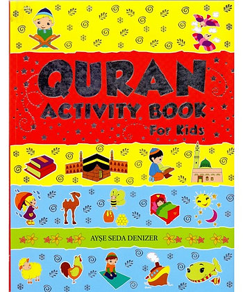 Quran Activity Books For Kids