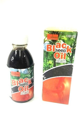 100% Cold Pressed Black Seed Oil [120ml]
