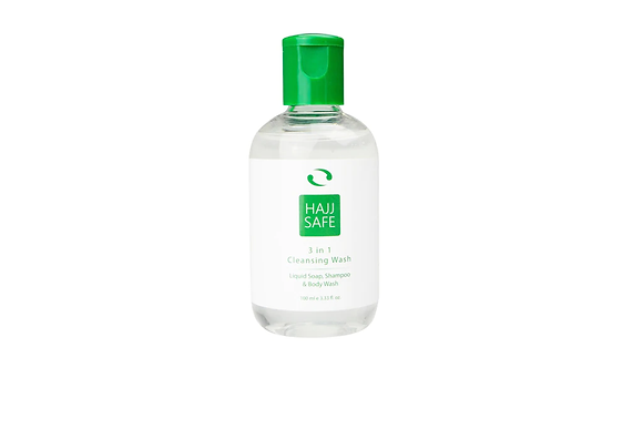 Hajj & Umrah - Unscented Liquid Soap