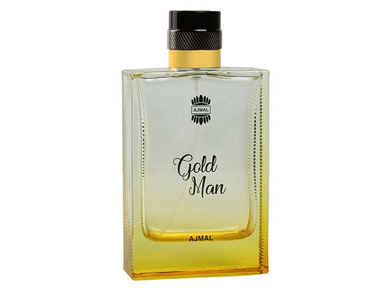 Gold Man Eau de Parfum Spray 100ml