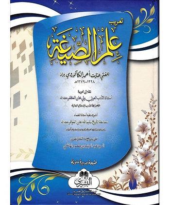 Ilm al-Sigha Arabic