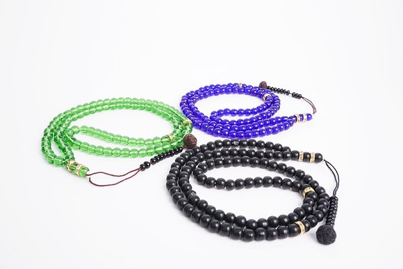 Quality Glass Prayer Beads Tasbih