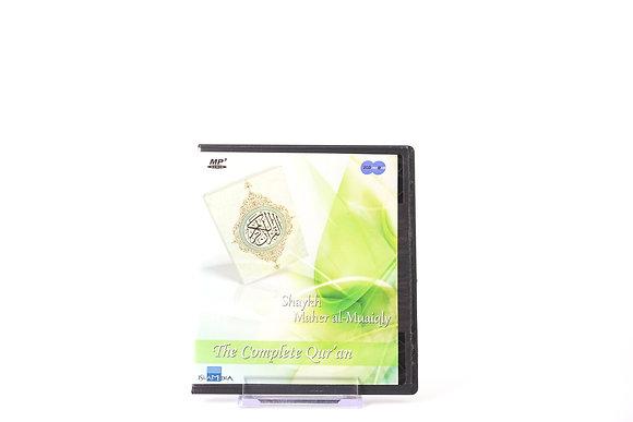 The Complete Quran By Sheikh Mahir Al Muaiqly (MP3)