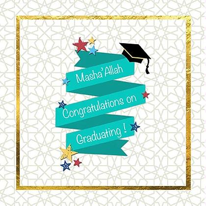 Masha'Allah Congratulations on Graduating - ILM 09