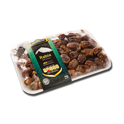 Kings Madinah Dates ( Rabia ) 450g