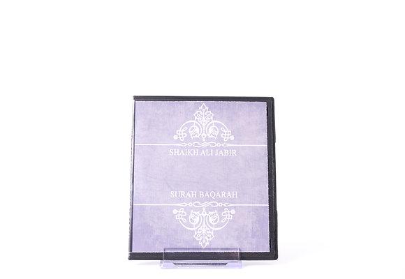 Surah Baqarah By Sheikh Ali Jabir