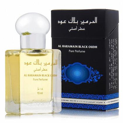 Black Oudh 15ml Perfume Oil