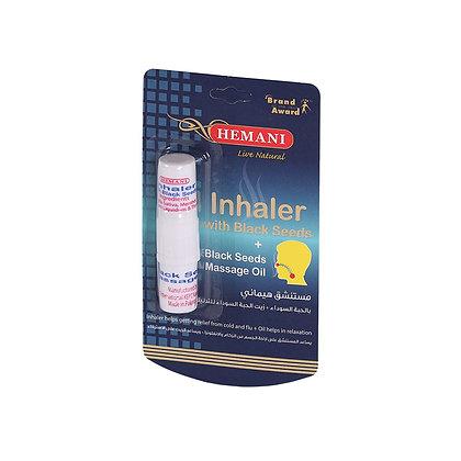 Blackseed Inhaler + Blackseed Massage Oil