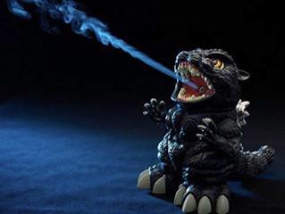 Godzilla 哥斯拉加湿器