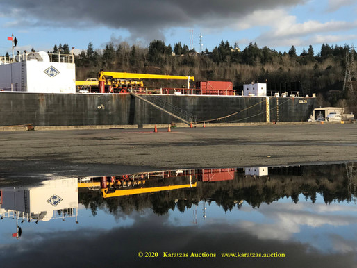 Karatzas Marine Invites Offers for Modern, 82,000-bbl Jones Act Tank Barge 'unrestricted service'