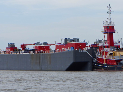 Bouchard Transportation Barges and Tugs at Auction: Thoughts on Values and Prices