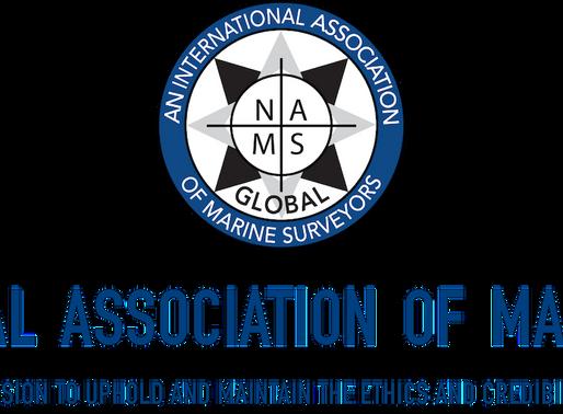 Basil M Karatzas Obtains Certified Marine Surveyor (CMS) Qualification
