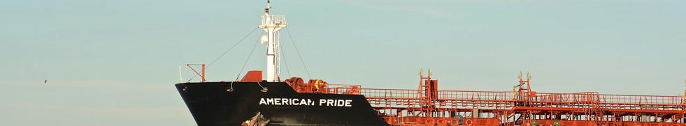 Jones Act Tanker AMERICAN PRIDE 10 KMI_0196 stock_Jones A