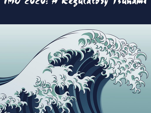 Book Review: 'IMO 2020: A Regulatory Tsunami'