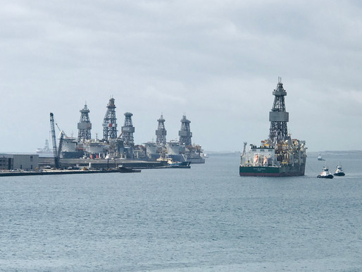 Tales from the Offshore Industry