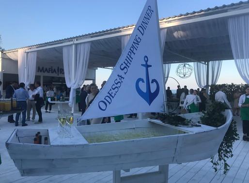 Karatzas Marine presented at the  Grain & Maritime Days in Odessa, Ukraine