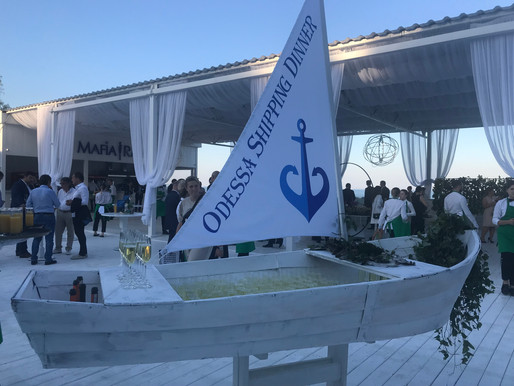 Karatzas Marine presented at the  Grain & Maritime Days in Odessa, Ukraine