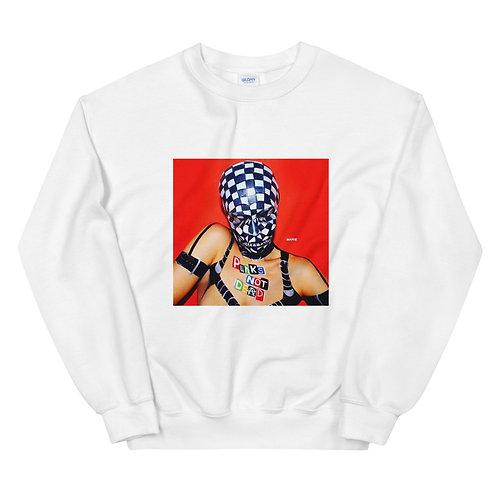 Punk Illusion Unisex Sweatshirt