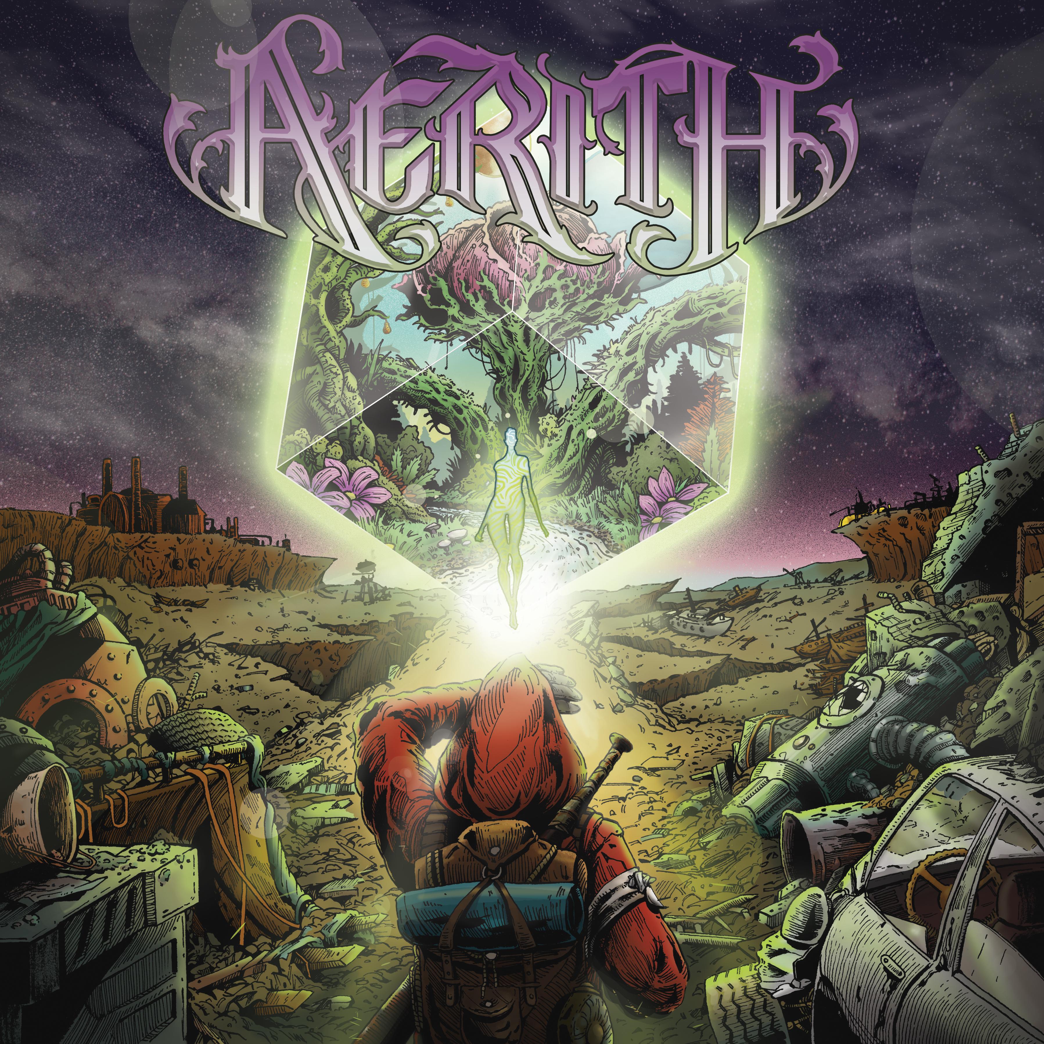 Aerith Cover